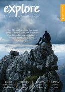 Explore: For Your Daily Walk With God (Apr-jun 2021) Paperback
