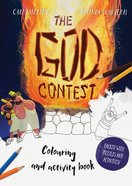 The God Contest Coloring and Activity Book (Tales That Tell The Truth Series) Paperback