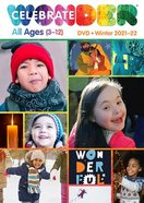 Celebrate Wonder Winter 2021-2022 (All Ages) (One Room Sunday School Series) DVD