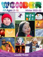 Leader Guide Winter 2021-2022 (Ages 3-12) (One Room Sunday School Series) Paperback