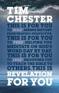 Gwfu: Revelation For You: Seeing History From Heaven's Perspective (God's Word For You Series) Hardback