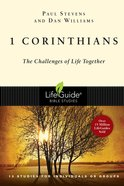 1 Corinthians (Lifeguide Bible Study Series) eBook