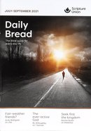 Daily Bread Adults 2021 #03: Jul-Sep Paperback