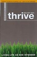 Thrive 2021 #04: Aug-Oct Magazine