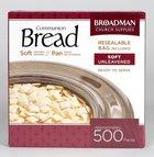 Communion Bread Unleavened Soft 500 Pieces Box
