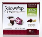 Communion: Fellowship Cup, the Filled Cup and Wafer (Box Of 6) Box