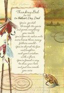 Father's Day - Thanking God For You Cards