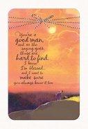You Are a Good Man Husband (Matt 12: 35 Niv) Cards