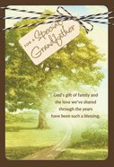 For a Special Grandfather (Phil 1: 7 Kjv) Cards