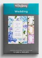 Boxed Cards Wedding (Nkjv) Box