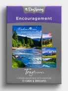 Boxed Cards Encouragement (Csb) Box