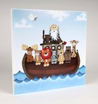 Wall Art: Noahs Ark By Jennifer Pugh Plaque