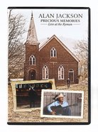Alan Jackson Precious Memories - Live At the Ryman (Gaither Gospel Series) DVD
