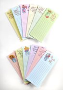 Memo Pads: Mason Jars (Set Of 12) Stationery