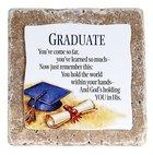 Sentiment Tile: Graduate (Ceramic) Homeware