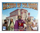 Board Game: Wisdom of Solomon (Ages 14 And Up) Game