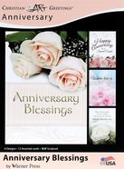 Boxed Cards: Anniversary, Anniversary Blessings Box