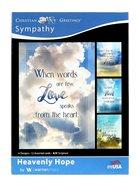 Boxed Cards: Sympathy - Heavenly Hope (Kjv) Box