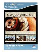 Boxed Cards: Nautical Notions (Kjv) Box