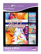 Boxed Cards: Birthday - Make a Wish (Nlt) Box
