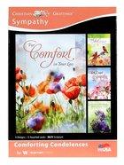 Boxed Cards: Sympathy - Comforting Condolences (Nkjv) Box