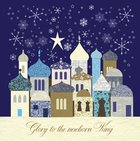 Christmas Boxed Cards: Bethlehem, Glory to the Newborn King Cards