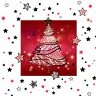 Christmas Boxed Cards: Christmas Tree Cards