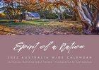 2022 Ken Duncan A4 Size Wall Calendar: Spirit of a Nation, With Scripture Calendar