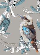 Give Thanks (Kookaburra & Banksia) Cards