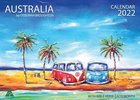 2022 Wall Calendar: Australia By Deborah Broughton, Bible Verse Each Month Calendar