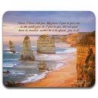 Mouse Pad: Faith 12 Apostles (John 14:27) (Australiana Products Series) Soft Goods