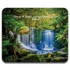 Mouse Pad: Faith Horseshoe Falls (Psalm 37:7) (Australiana Products Series) Soft Goods