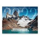 2022 Wall Calendar: Amazing Grace Calendar