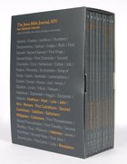 NIV Jesus Bible Journal New Testament Collection (9 Vol Boxed Set) Paperback