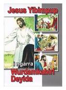 Jesus Died & Rose Again Easter Activity Book (Murrinhpatha) Booklet