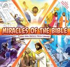 2022 Kids Calendar: Miracles of the Bible Calendar