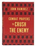 Combat Prayers to Crush the Enemy Imitation Leather