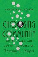 Choosing Community eBook