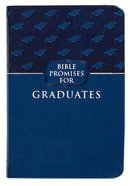 Bible Promises For Graduates Blueberry Imitation Leather