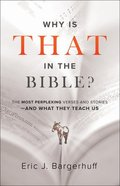 Why is That in the Bible? eBook