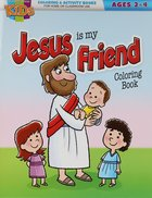 Jesus is My Friend (Ages 2-4 Reproducible) (Warner Press Colouring/activity Under 5's Series) Paperback