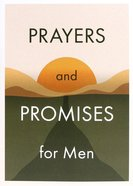 Prayers and Promises For Men Paperback