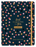 2022 12-Month Diary/Planner: Read Through the Bible in a Year, With Elastic Band Paperback