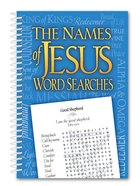 The Names of Jesus Word Search Spiral