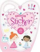 My Super Sparkly Sticker Purse (Glitter Bags Series) Stickers