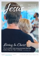 Every Day With Jesus 2021: May-Jun (Large Print) (#03 in Classic Daily Devotional By Selwyn Hughes Series) Paperback