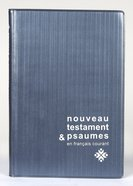 New French Bible - New Testament With Psalms Imitation Leather
