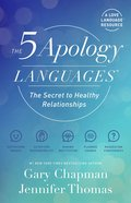 The 5 Apology Languages: The Secret to Healthy Relationships Paperback