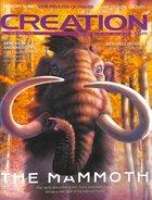 Cen Magazine 2021 #03: Jul-Sep Creation Magazine Paperback