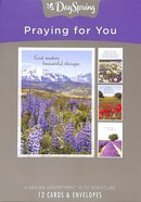 Boxed Cards Praying For You: Gentle Peace Box